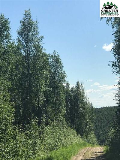 Fairbanks Residential Lots & Land For Sale: Nhn Gunning Drive
