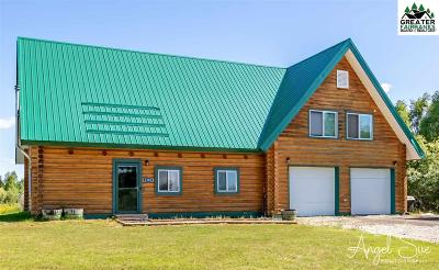 NORTH POLE Single Family Home For Sale: 1302 Atigun Street