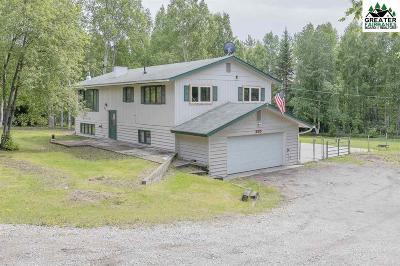 Fairbanks Single Family Home For Sale: 435 Marshall Drive