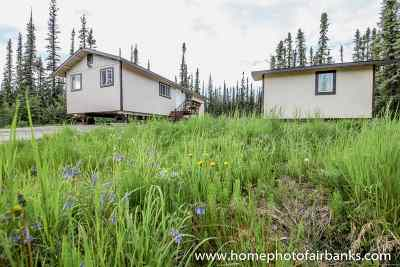 Fairbanks Single Family Home For Sale: 2470 Maria Street