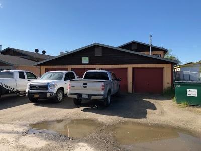 Fairbanks Multi Family Home For Sale: 1109 26th Avenue