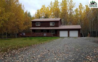 North Pole, Fairbanks, Ester, Salcha Rental For Rent: 3482 Durham Circle