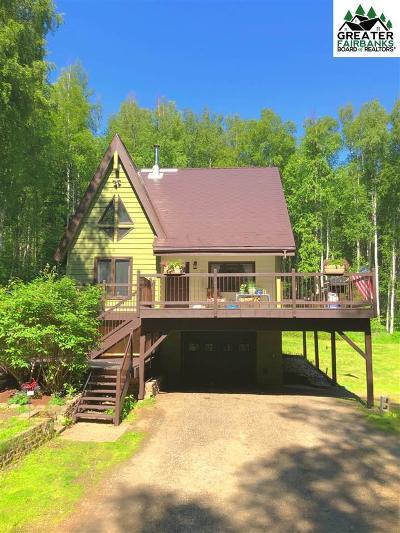 Fairbanks Single Family Home For Sale: 1273 Gull Road