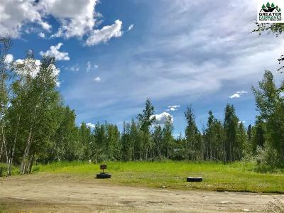 North Pole Residential Lots & Land For Sale: 1523 Tramon Avenue