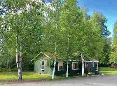 Nenana Single Family Home For Sale: 108 3rd Street