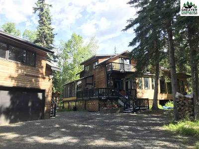 Fairbanks Single Family Home For Sale: 880 Fairweather