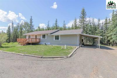 North Pole Single Family Home For Sale: 2603 S Goldenrod Circle