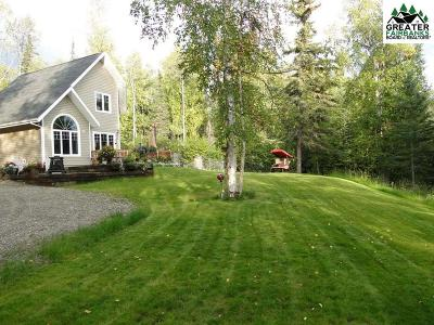 Fairbanks Single Family Home For Sale: 600 Eberhardt
