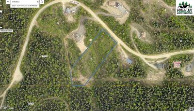 Fairbanks AK Residential Lots & Land For Sale: $34,900