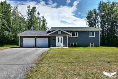 North Pole AK Single Family Home For Sale: $339,000