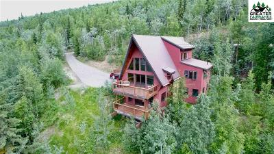 Fairbanks Single Family Home For Sale: 3629 Key Stone Road