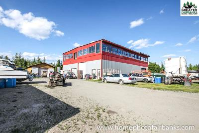 Fairbanks Commercial For Sale: 3331 Fifth Wheel Street