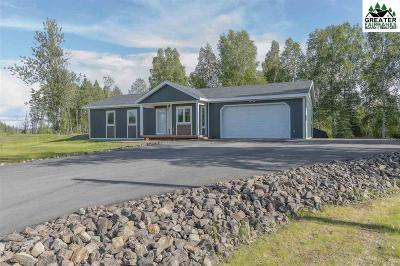 North Pole AK Single Family Home For Sale: $229,900