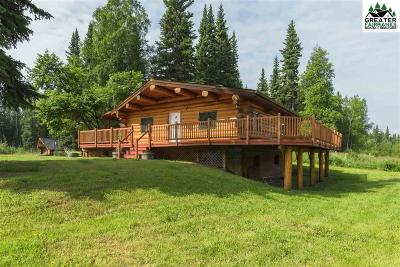 NORTH POLE Single Family Home For Sale: 641 Cloud Road