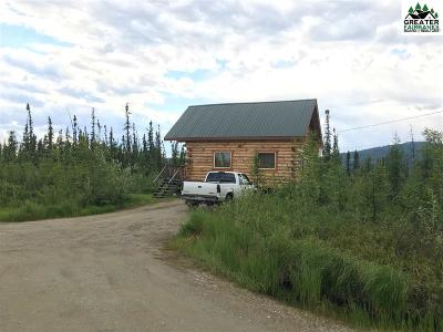 Fairbanks AK Multi Family Home For Sale: $250,000