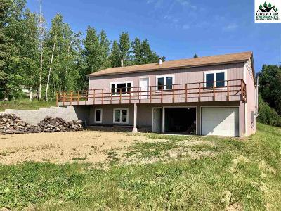 Fairbanks AK Single Family Home For Sale: $214,900