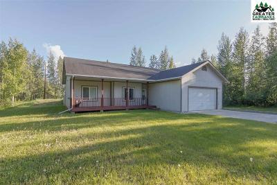 North Pole Single Family Home For Sale: 1205 Labrador Tea Court