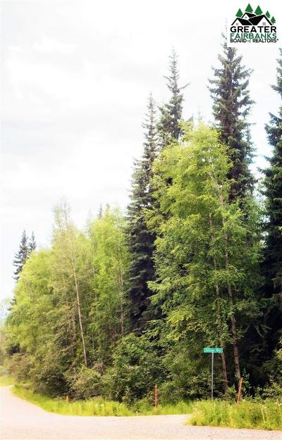 Fairbanks Residential Lots & Land For Sale: Nhn Ski Boot Hill Road