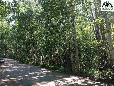 Fairbanks Residential Lots & Land For Sale: Nhn Smallwood Trail