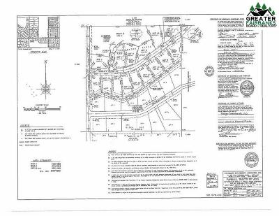 NORTH POLE Residential Lots & Land For Sale: Nhn Tractor Drive