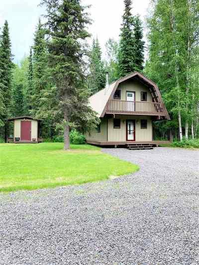 North Pole Single Family Home For Sale: 950 Dakota Street