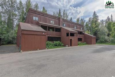Fairbanks Condo/Townhouse For Sale: 660 Wilcox Avenue