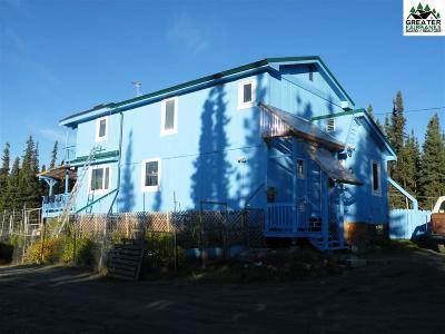 Fairbanks Single Family Home For Sale: 823 Goldstream Road