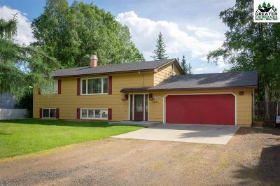 Fairbanks Single Family Home For Sale: 2001 Hilling Avenue