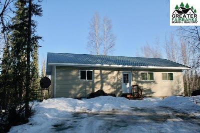 North Pole, Fairbanks, Ester, Salcha Rental For Rent: 718 Barnum Drive