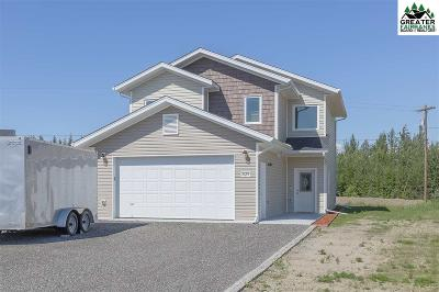 North Pole AK Single Family Home For Sale: $314,900