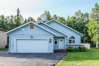 Fairbanks AK Single Family Home For Sale: $290,000