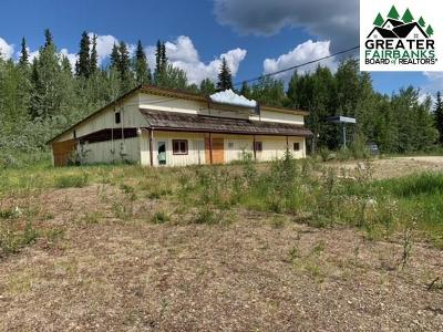 Fairbanks Commercial For Sale: 3342 Chena Hot Springs Road