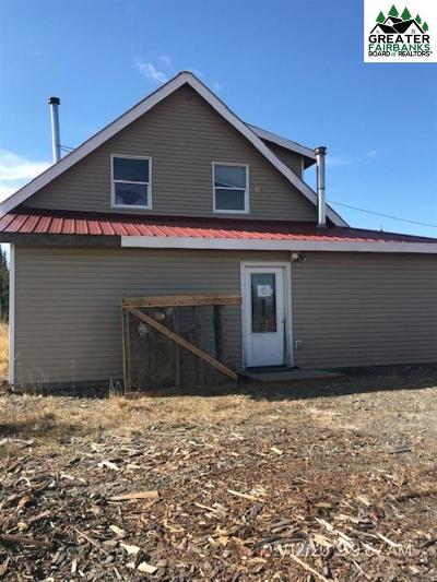 North Pole AK Single Family Home For Sale: $99,000