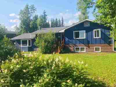 Single Family Home For Sale: 232 Iditarod Drive