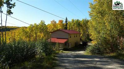 North Pole, Fairbanks, Ester, Salcha Rental For Rent: 1278 Cartleb Road