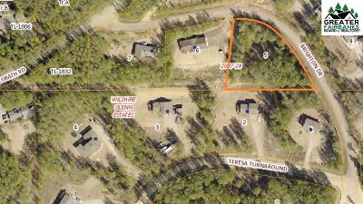 Fairbanks Residential Lots & Land For Sale: Nhn Brighton Drive