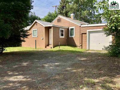 Fairbanks Single Family Home For Sale: 302 Boundary Street