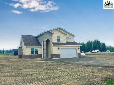 North Pole AK Single Family Home For Sale: $372,000