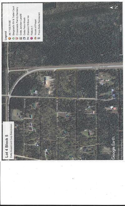 Residential Lots & Land For Sale: L4 B5 Jack Warren Road