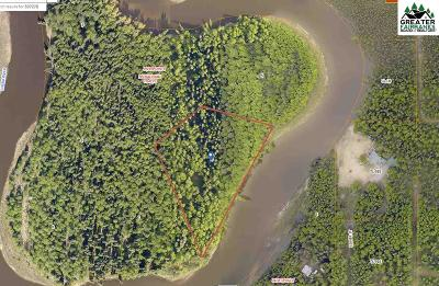 North Pole Residential Lots & Land For Sale: Lot 6 Chena River