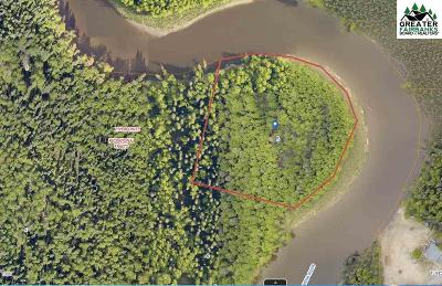North Pole Residential Lots & Land For Sale: Lot 5 Chena River