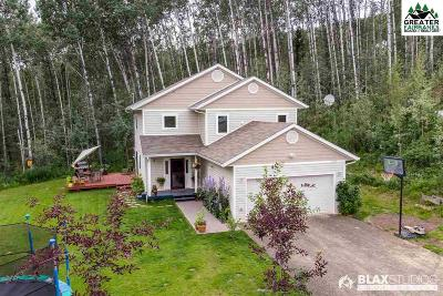Fairbanks Single Family Home For Sale: 1305 Wideview Road