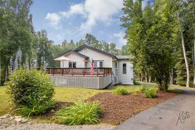 Fairbanks Single Family Home For Sale: 312 Peregrine Drive