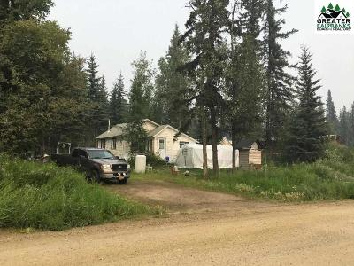 Fairbanks Single Family Home For Sale: 1796 Army Road