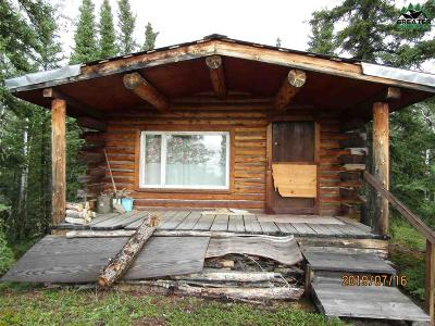 Single Family Home For Sale: 5439 Alaska Highway