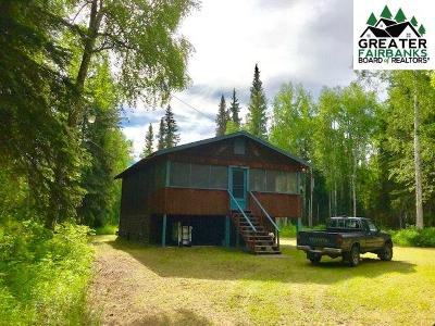 Fairbanks Single Family Home For Sale: 6245 Steese Highway
