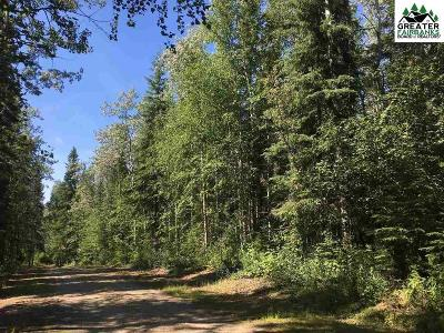 Fairbanks Residential Lots & Land For Sale: Nhn Nugget Loop