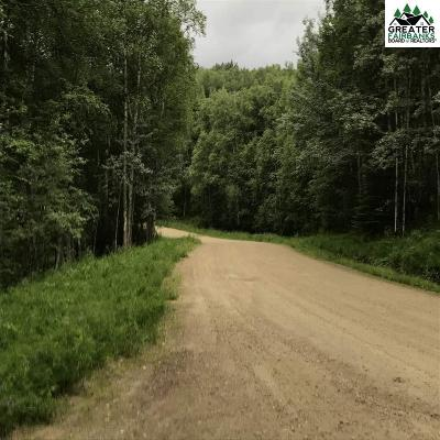 Fairbanks Residential Lots & Land For Sale: 731 Grubstake Road