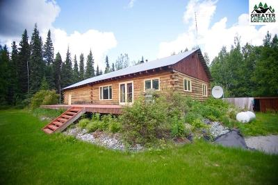 Salcha Single Family Home For Sale: 8835 Richardson Highway