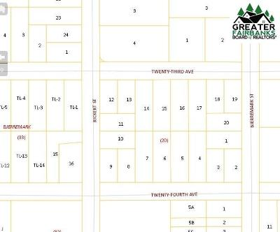 Fairbanks Residential Lots & Land For Sale: 721 23rd Avenue